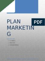 Plan Marketing Ali