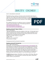 Celebrit i Crimes Section