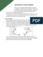 Vectors Analysis
