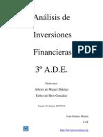 Apuntes Analisis Inversiones Financieras