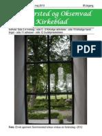 Kirkebladet nr 1, 2013