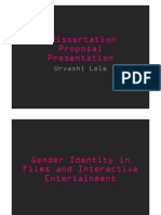 Dissertation Presentation 2013