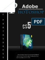 Ye' Shin- Photoshop CS5 (Burmese Version)