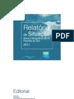 Relatório de Situação Bacia hidrográfica do Rio Paraíba do Sul - 2011