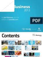 State Green Business 2013