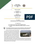 Seamanship 5 Questions