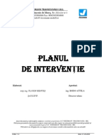 Plan de Interventie Vezi
