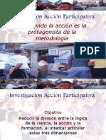Investigacion Accin Participativa Primera Clase