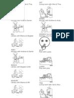 Scenario Sheet for Murder Mystery