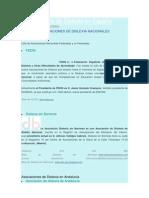 Asociaciones de Dislexia en España