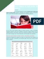 Ejercicios para mejorar el nivel lector de los niños disléxicos