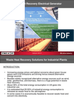 TMEIC Waste Heat Recovery r1