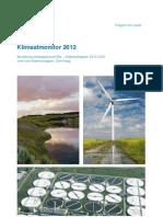 Klimaatmonitor Waterschappen 2012