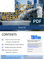 Singapore Property Weekly Issue 91