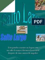 Salto Largo (Atletismo)