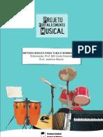 Método - Euphonium e Tuba