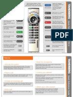 TANDBERG TRC-4 Remote Control User Guide
