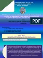 Diapositivas Para Sustentar Especialidad