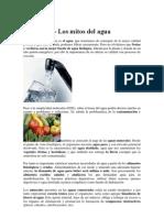 BEBIDAS - Los mitos del agua.docx