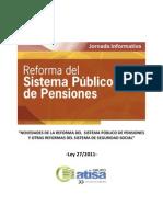 Reforma Del Sistema Publico