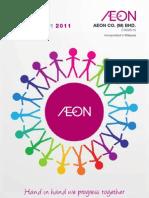AEON AnnualReport2011 (2.5MB)