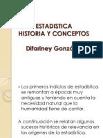 Historia y Conceptos