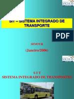 SIT- Sistema Integrado de Transporte