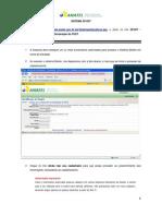 Manual Prático para Declarar e Recolher Contribuições FUST E FUNTEL