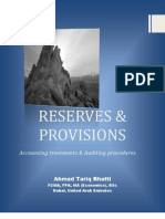Reserves & Provisions
