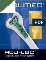 Aculoc Distal Radius