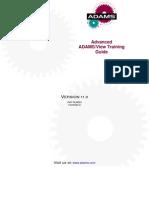 Advanced Adams Training