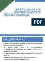 Toxicidades QT Digestivo