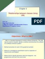 Chapter Relationship-UML