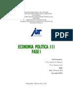 Trabajo de Economia Politica III-fase i
