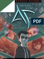 32744296 Artemis Fowl the Arctic Incident Graphic Novel