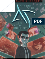 32744296 Artemis Fowl the Arctic Incident Graphic Novel