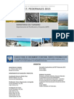 Plan Sectorial de Ordenamiento Territorial Turístico (Pedernales)