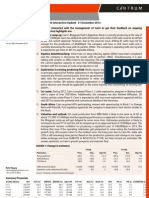 Cairn - Management Interaction Update - Centrum 31122012.pdf