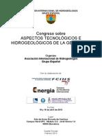 Congreso Geotermia 2013 - Programa