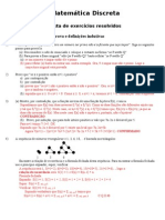57701066 Matematica Discreta Exercicios Resolvidos