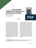 36393201 Estudios Clinicos en Neuro Psicoanalisis Coment