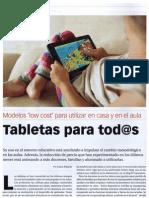 Tabletas para tod@s nº9 Educacion 3.0