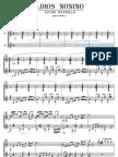 Astor Piazzola - Adios Nonino 2 Gtr