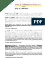 Normativa técnica carreteras Mº Fomento (dic-2012)