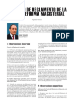 Opinión Técnica P.R de L.R.M - Idel Vexler