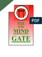 Ninjutsu - Way of the Mind-Gate