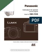 Manual Romana - Panasonic Lumix FZ28