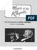 Giora Feidman the Magic of the Klezmer