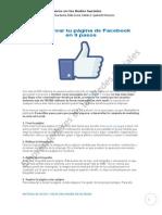 Cómo crear tu página de Facebook