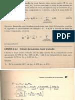 Peso Molecular Promedio